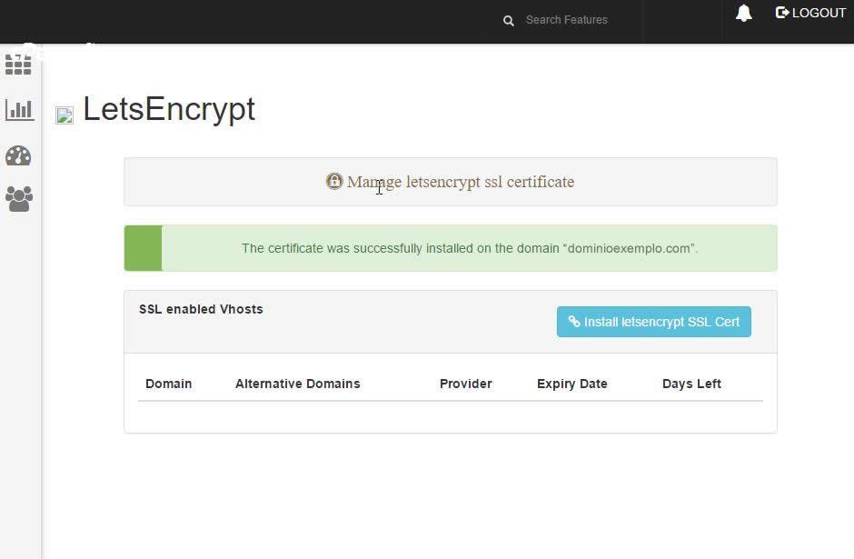 SSL grátis com Let´s Encrypt